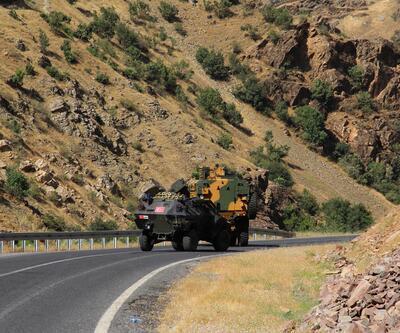 PKK'lı teröristler saldırdı: 5 asker şehit, 8 yaralı