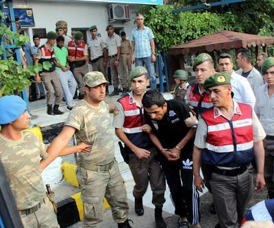 11 firari asker yakalandı