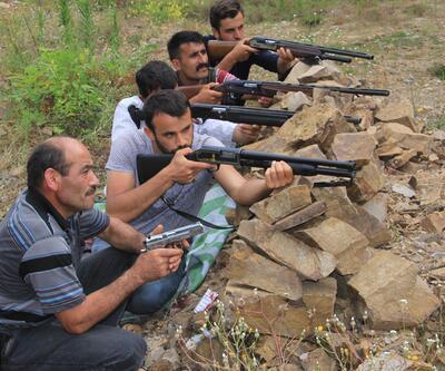 Ordu'da köylüler silahlandı, PKK'lı arıyor