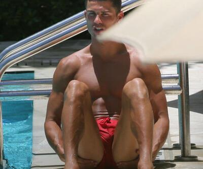 Cristiano Ronaldo yeni sevgilisiyle tatilde!
