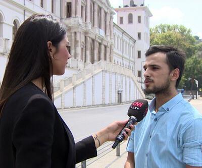 Kuleli Askeri Lisesi öğrencileri CNN TÜRK'e konuştu
