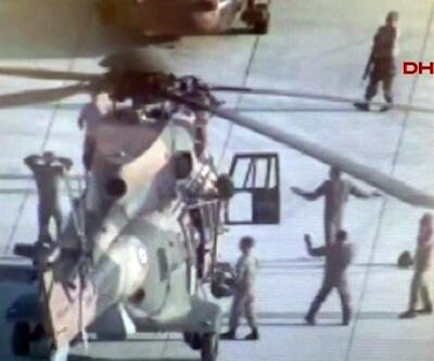 Marmaris saldırganı kamerada