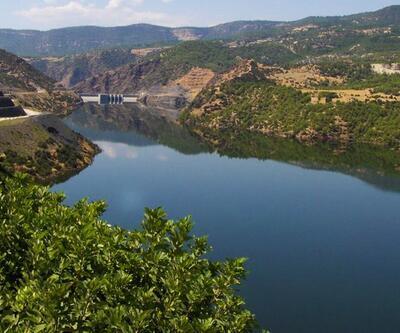 Ege'de büyük tehlike: Büyük Menderes kurudu