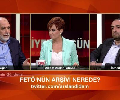 FETÖ'nün arşivi nerede? Latif Erdoğan'dan açıklama