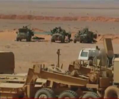 Suriye'deki İngiliz Özel Kuvvetleri'nin fotoğrafları yayınlandı
