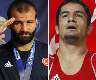 Rio 2016'da milli güreşçiler Selim Yaşar ve Taha Akgül finalde