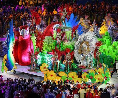Rio 2016 Olimpiyat oyunlarına muhteşem kapanış