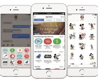 iOS 10'a yepyeni özellikler geldi