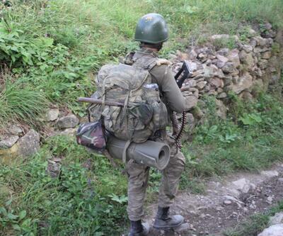 Ağrı Dağı'ndaki terör operasyonunda bir PKK'lı terörist yakalandı