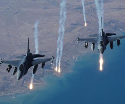 Diyarbakır'dan kalkan F-16'lar bomba yağdırdı