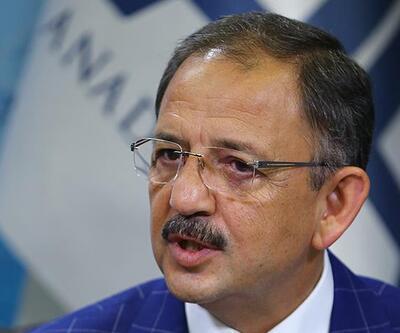 Bakan Mehmet Özhaseki'den deprem açıklaması: İstanbul'da 600 bin riskli birim var