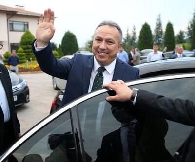 Valiye rütbe verildi, işte Türkiye'nin ilk sivil orgenerali