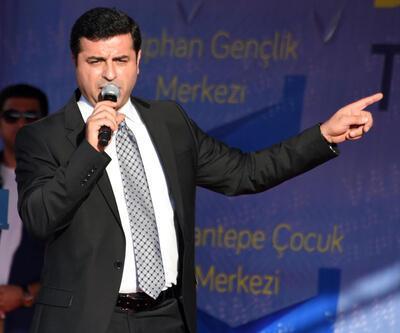 Demirtaş: Biz PKK'yı terör örgütü olarak tanımlamıyoruz