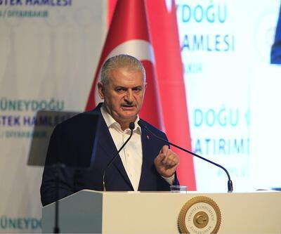 Başbakan Yıldırım'dan Diyarbakır çıkarması: Teşvik pakedini açıkladı