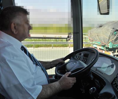 Otobüs yolcuları da işletmeci ve şoförleri de 3. Köprü'den şikayetçi
