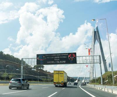 Yavuz Sultan Selim köprüsü sofrayı zamlandırabilir