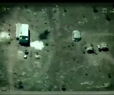 Genelkurmay: IŞİD karargahı imha edildi