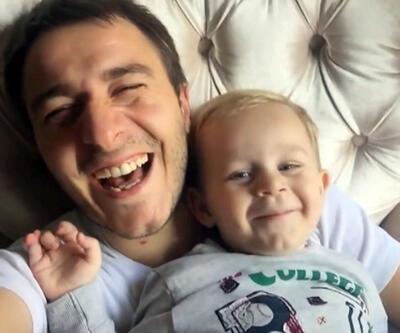 Rizeli baba ve oğlunun videosu viral oldu