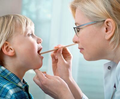 Çocuklarda bademcik ve geniz eti sorunlarına dikkat