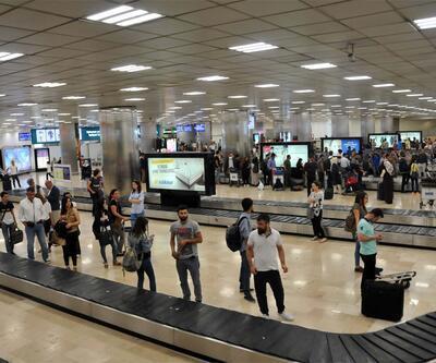 Atatürk Havalimanı'nda yeni rekor kırıldı