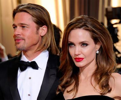 Ünlü şarkıcı Adele konserini Jolie-Pitt çiftine adadı