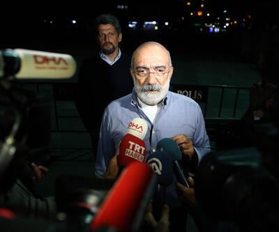 Ahmet Altan yeniden gözaltında