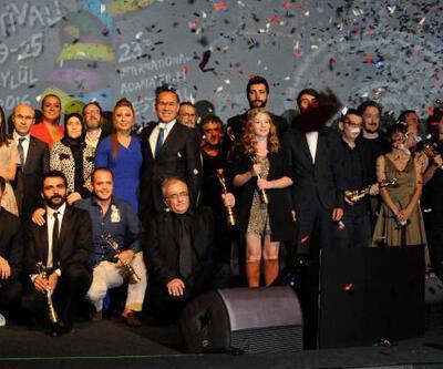 Adana Film Festivali'nde en iyi film 'Koca Dünya'