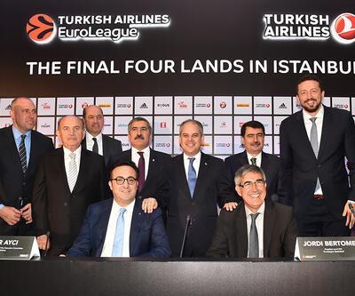 Euroleague İstanbul Final Four 2017 resmen açıklandı