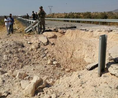 Dargeçit-Midyat yolunda 300 kilo patlayıcı bulundu