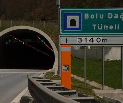 Bolu Dağı Tüneli 2 hafta kapanacak