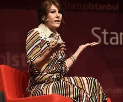 Hanzade Doğan Boyner 'Startup İstanbul Konferansı'nda konuştu