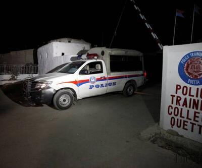 Polis akademisinde katliam: 60 ölü
