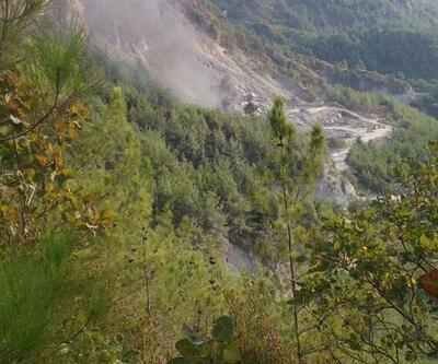 PKK Hatay'da taş ocağına saldırdı, çatışma çıktı