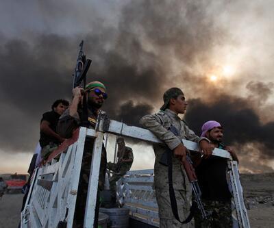 Haşdi Şabi'den Telafar'e operasyon