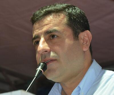 Demirtaş'a 'Cumhurbaşkanına hakaret'ten dava