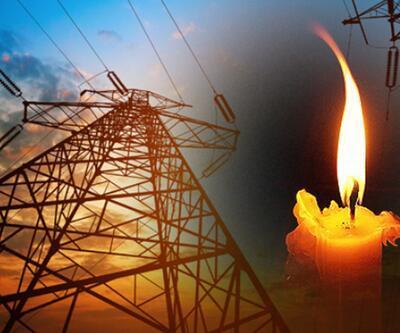 6 ilde birden elektrik kesintisi