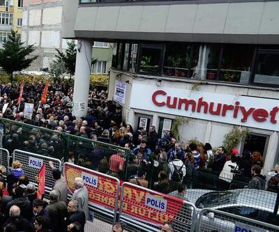 Cumhuriyet'e 9 tutuklama kararı