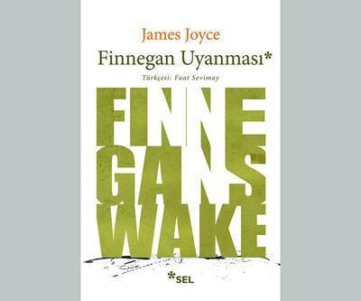 James Joycehttp://www.cnnturk.com/ekonomiekonomi39;un Finnegan Uyanması fuarda okurla buluştu