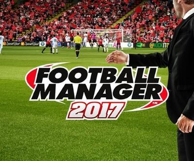Football Manager 2017 çıktı