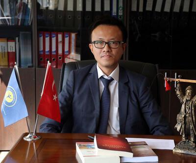 Alevilik-Bektaşilik Uygulama ve Araştırma Merkezi'ne Japon müdür
