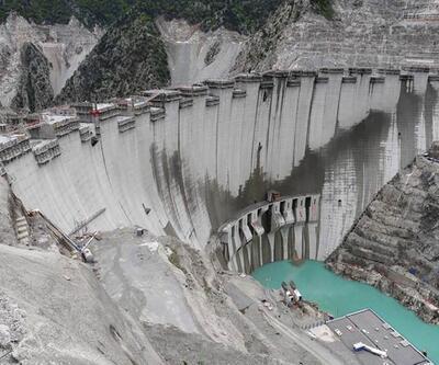 Türkiye'nin en yüksek barajı