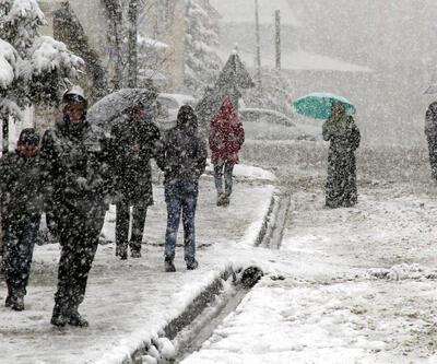 Meteoroloji uyardı, hafta sonu kar geliyor