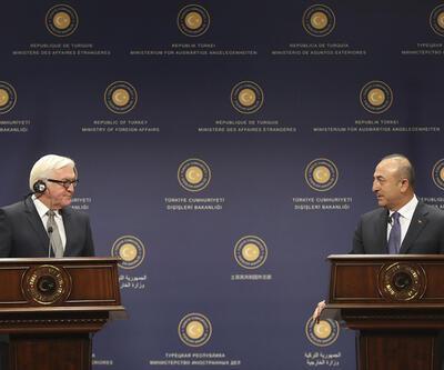 Çavuşoğlu: 'AB ile durup dururken niye problemimiz olsun'