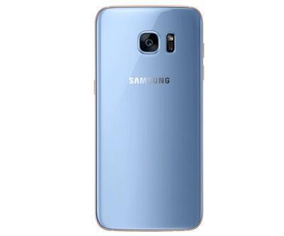 Samsung Galaxy S7 edge Mavi Mercan seçeneği ile satışta