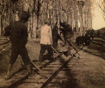 Tarihi demiryolu hattı 100 yıl sonra yeniden yapılacak