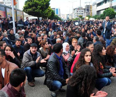 Van'da gösteri ve yürüyüşler bir ay yasak