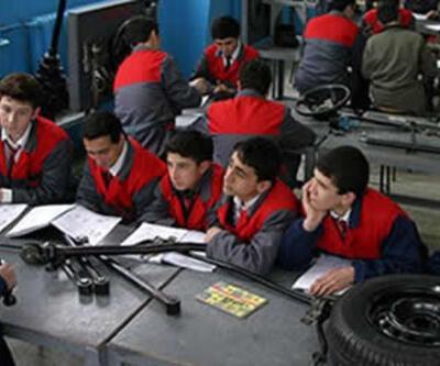 Meslek lisesi öğrencilerine stajda ücret ödenecek