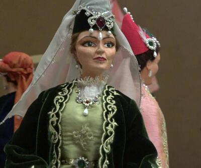 Osmanlının hanım sultanları Barbie'ye rakip oldu