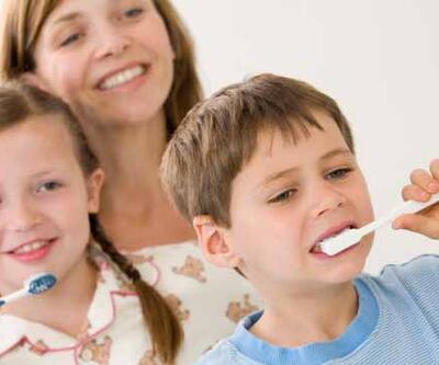 Çocukların diş sağlığı için 7 öneri