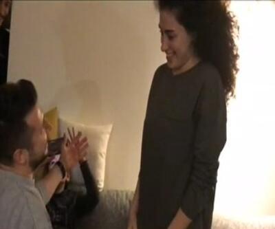 Dilan Çıtak'a sürpriz evlenme teklifi